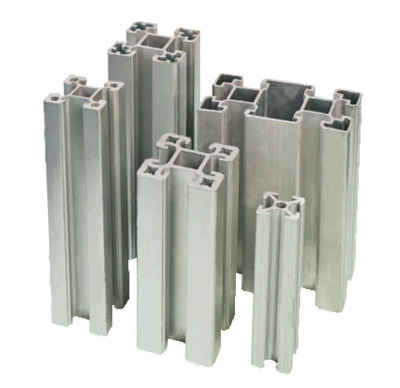 Aluminium Sections With Fitting Accessories, Dealer, India